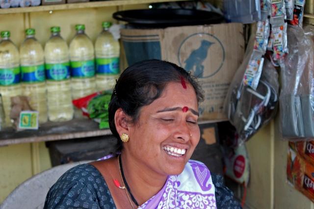 laughing woman dehu